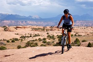 Full Day Mountain Bike Rides Moab Utah